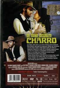 Un uomo chiamato Charro di Charles Marquis Warren - DVD - 2