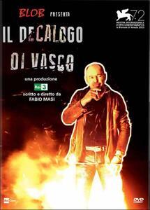 Il decalogo di Vasco di Fabio Masi - DVD