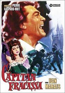 Capitan Fracassa di Pierre Gaspard-Huit - DVD