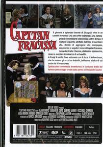 Capitan Fracassa di Pierre Gaspard-Huit - DVD - 2