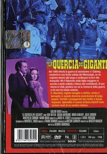 La quercia dei giganti di George Marshall - DVD - 2