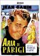 Cover Dvd Aria di Parigi