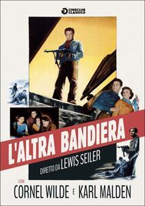 L' altra bandiera di Lewis Seiler - DVD