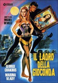 Cover Dvd ladro della Gioconda (DVD)