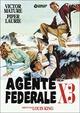 Cover Dvd Agente federale X3