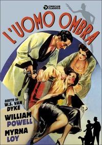 Cover Dvd Uomo Ombra (DVD)