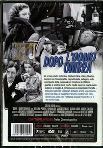 Dopo l'Uomo Ombra di Woody Van Dyke - DVD - 2