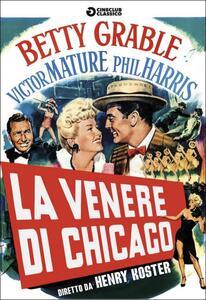 La Venere di Chicago di Henry Koster - DVD