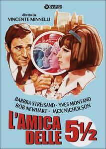 L' amica delle 5½ di Vincente Minnelli - DVD