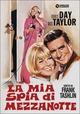 Cover Dvd DVD La mia spia di mezzanotte