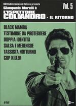 L' ispettore Coliandro. Vol. 5. Il ritorno (6 DVD)