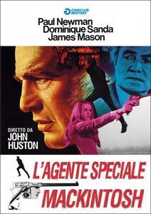 L' agente speciale MacKintosh di John Huston - DVD