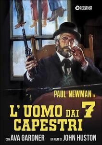 L' uomo dai sette capestri di John Huston - DVD