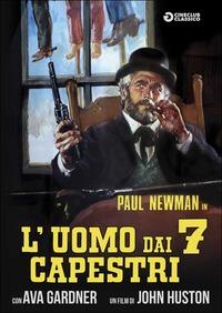Cover Dvd uomo dai sette capestri (DVD)