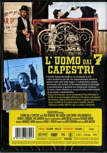 L' uomo dai sette capestri di John Huston - DVD - 2