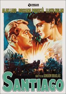 Santiago di Gordon Douglas - DVD