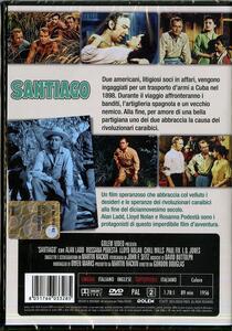 Santiago di Gordon Douglas - DVD - 2