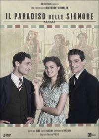 Cover Dvd paradiso delle signore (DVD)