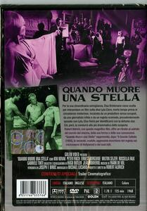 Quando muore una stella di Robert Aldrich - DVD - 2