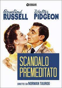 Scandalo premeditato di Norman Taurog - DVD