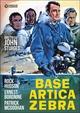 Cover Dvd Base artica Zebra