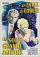 Cover Dvd DVD Un solo grande amore [1]