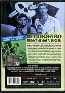 Il corsaro dell'isola verde<span>.</span> Edizione rimasterizzata di Robert Siodmak - DVD - 2