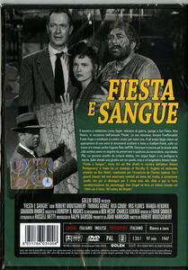 Fiesta e sangue di Robert Montgomery - DVD - 2