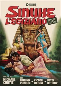 Sinuhe l'egiziano<span>.</span> Special Edition di Michael Curtiz - DVD