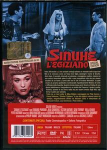 Sinuhe l'egiziano<span>.</span> Special Edition di Michael Curtiz - DVD - 2