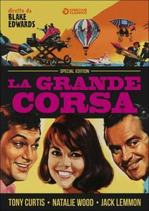 La grande corsa<span>.</span> Special Edition di Blake Edwards - DVD