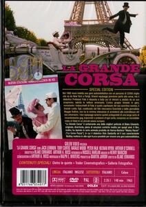 La grande corsa<span>.</span> Special Edition di Blake Edwards - DVD - 2