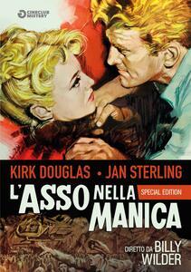L' asso nella manica. Special Edition (DVD) di Billy Wilder - DVD
