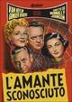 Cover Dvd DVD L'amante sconosciuta