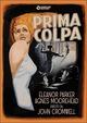 Cover Dvd DVD Prima colpa