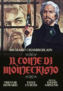 Il conte di Montecristo di David Greene - DVD