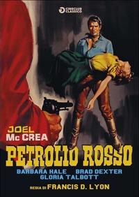 Cover Dvd Petrolio rosso (DVD)