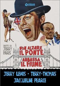 Non alzare il ponte, abbassa il fiume di Jerry Paris - DVD