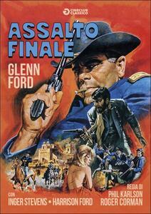 Assalto finale di Phil Karlson - DVD