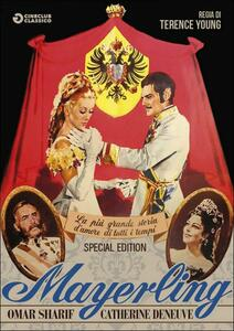 Mayerling (2 DVD)<span>.</span> Special Edition di Terence Young - DVD
