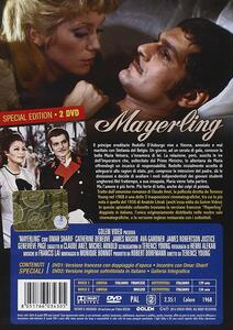 Mayerling (2 DVD)<span>.</span> Special Edition di Terence Young - DVD - 2