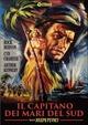 Cover Dvd Il capitano dei mari del sud