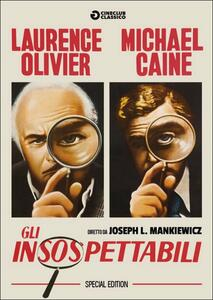 Gli insospettabili<span>.</span> Special Cut Edition di Joseph Leo Mankiewicz - DVD