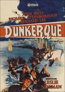Dunkerque di Leslie Norman - DVD