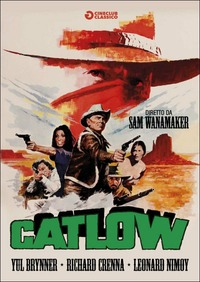 Cover Dvd Catlow