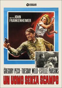 Un uomo senza scampo di John Frankenheimer - DVD
