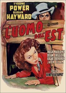 L' uomo dell'Est di Henry Hathaway - DVD