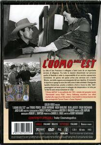 L' uomo dell'Est di Henry Hathaway - DVD - 2