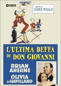 Cover Dvd L' ultima beffa di Don Giovanni