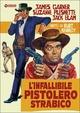Cover Dvd L'infallibile pistolero strabico